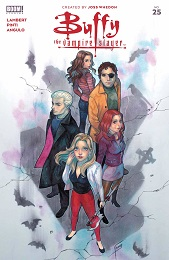 Buffy the Vampire Slayer no. 25 (2019 Series)