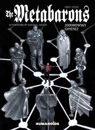 Metabarons: First Cycle GN