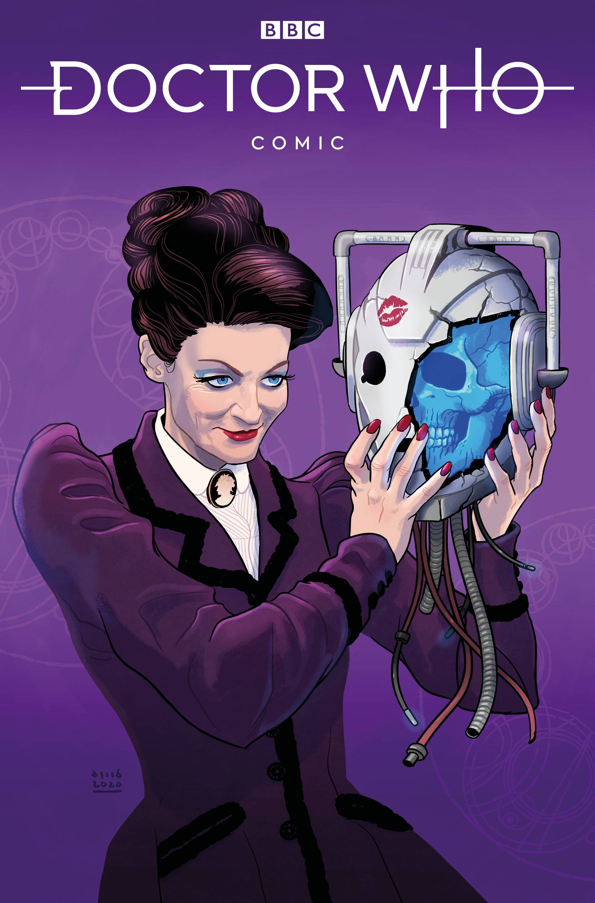 Doctor Who: Missy no. 2 (2021 Series)