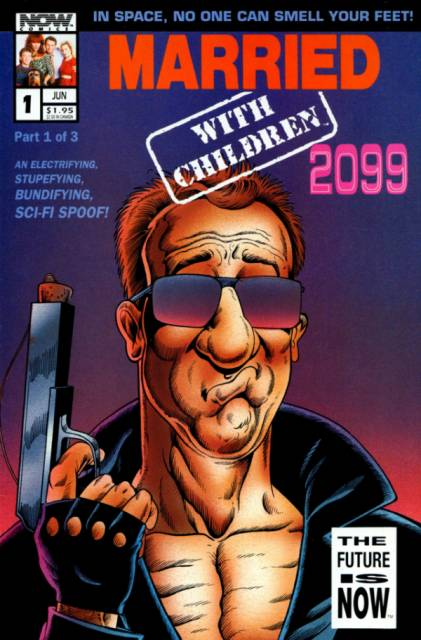 Married with Children 2099 (1993) Complete Bundle - Used