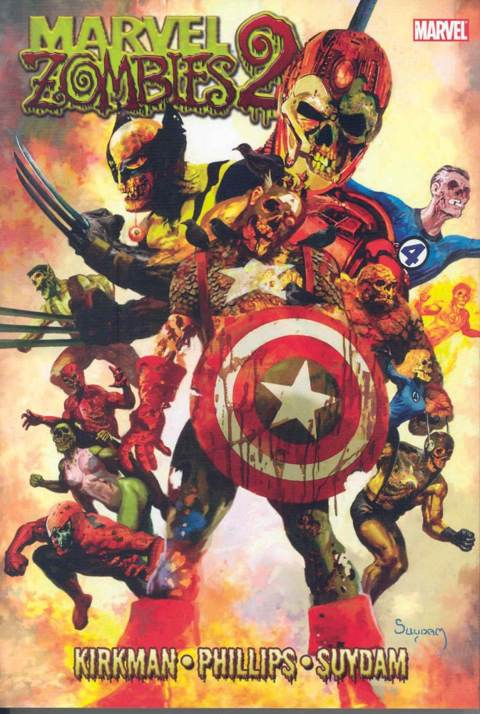 Marvel Zombies 2: HC - Used