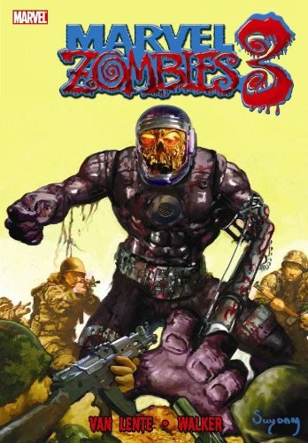Marvel Zombies 3: HC - Used