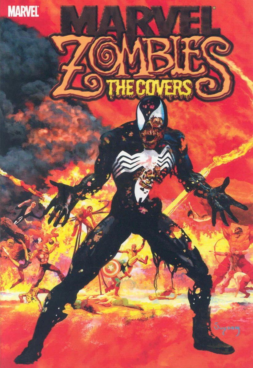 Marvel Zombies: The Covers HC - Used