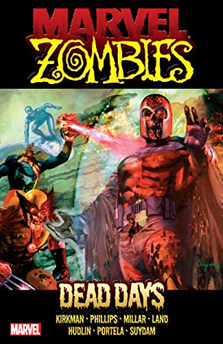 Marvel Zombies: Dead Days TP - Used
