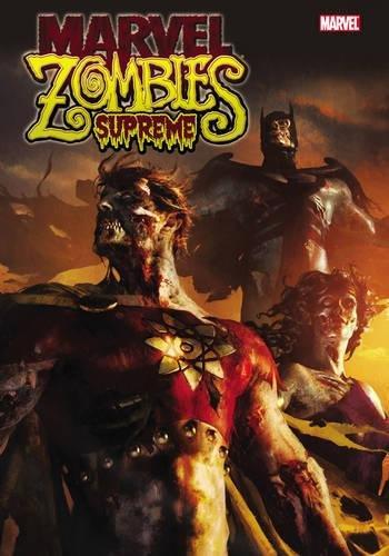 Marvel Zombies Supreme HC - Used
