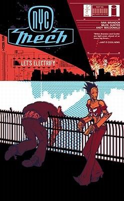 NYC Mech: Vol. 1: Lets Electrify TP