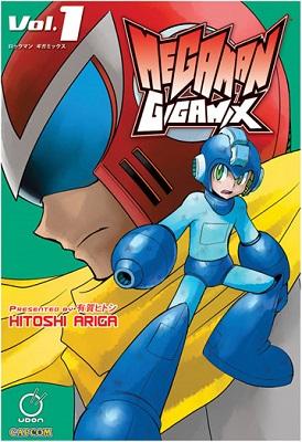 Mega Man Gigamix: Vol. 1 TP