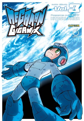 Mega Man Gigamix: Vol. 3 TP