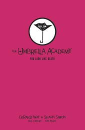 You Look Like Death: Tales From the Umbrella Academy Library Edition HC