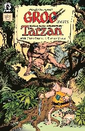 Groo Meets Tarzan no. 1 (2021)