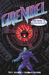 Grendel Devils Odyssey no. 8 (2019 Series)