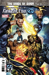Fantastic Four no. 34 (2018 Series)