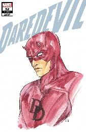 Daredevil no. 32 (2019 Series) - Momoko Marvel Anime Variant