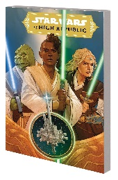 Star Wars: The High Republic Volume 1: There is No Fear TP