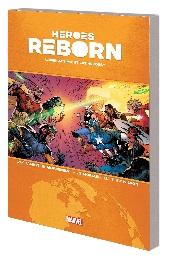 Heroes Reborn: Earth's Mightiest Heroes TP