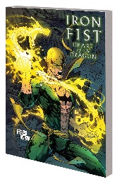 Iron Fist: Heart of the Dragon TP