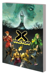 X-Factor by Leah Williams Volume 2 TP