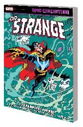Doctor Strange: Epic Collection: Vampiric Verses TP