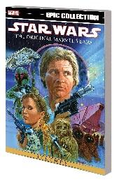 Star Wars Legends Epic Collection: Original Marvel Years Volume 5 TP