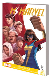 Ms. Marvel: Game Over TP