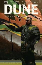 Dune: Blood of the Sardaukar no. 1 (2021)