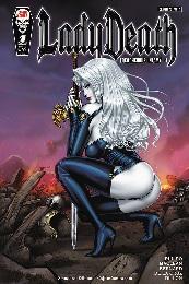 Lady Death: Treacherous Infamy no. 1 (2021) - Richard Ortiz Variant