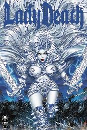 Lady Death: Treacherous Infamy no. 1 (Cover C)