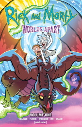 Rick and Morty: Worlds Apart TP