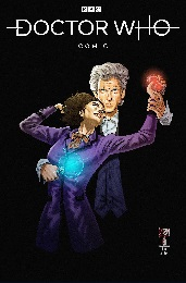 Doctor Who: Missy no. 4 (2021 Series)