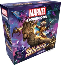 Marvel Champions LCG: The Galaxy's Most Wanted Expansion