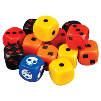 Hellboy: The Board Game Dice Booster