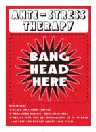 Jumbo Magnet: Anti-Stress Therapy