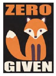 Jumbo Magnet: Zero Fox Given