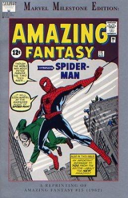 Amazing Fantasy no. 15 Marvel Milestone Edition (1962) - Used