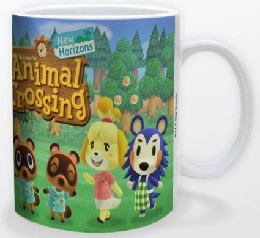 Animal Crossing - New Horizons Lineup Mug