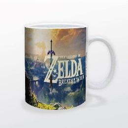 Zelda - BOTW Game Cover Mug