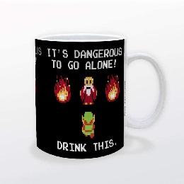 Zelda - Drink This Mug