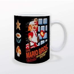 Super Mario - NES Cover Mug