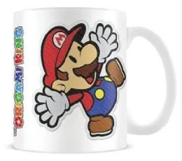Super Mario - Sticker Mug