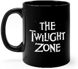 Twilight Zone Logo Mug