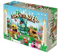Isle of Monsters Board Game