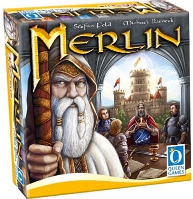 Merlin Board Game