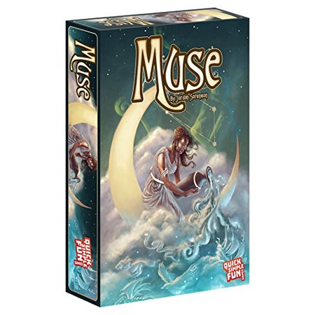 Muse Card Game - USED - By Seller No: 12677 Kathryn R Robertson