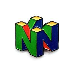 Nintendo 64 Enamel Pin