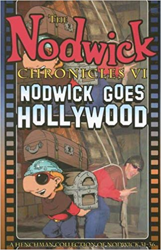 Nodwick Chronicles Vol 6 Nodwick Goes to Hollywood TP - Used