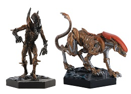 Aliens Retro Figure Collection: Panther and Scorpion Set