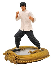 Bruce Lee Premier Collection: 80th Anniversary Statue
