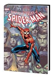 Untold Tales: Spider-Man Omnibus HC (New Printing)