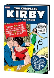 The Complete Kirby: War and Romance HC