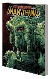Man Thing: Complete Collection: Volume 3 TP